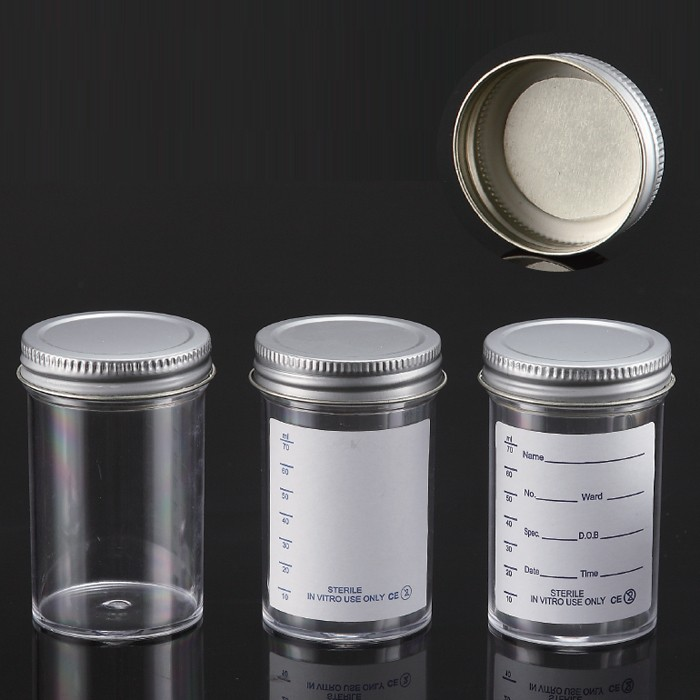 100ml PS Containers