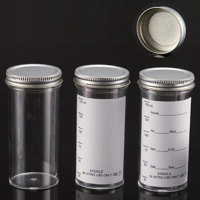 150ml PS Containers
